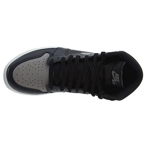 Nike Air Jordan 1 Retro High Premium Men's Shoe - Black Image 6
