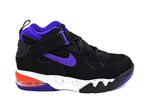 Nike Air Force Max CB Black / Court Purple Image
