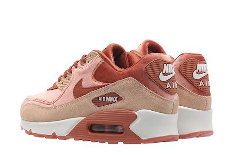 Nike Air Max 90 LX Women's Shoe - Pink Image 3