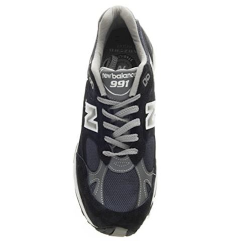 New Balance 991 Leather Men's Made in UK Collection Shoes Image 2