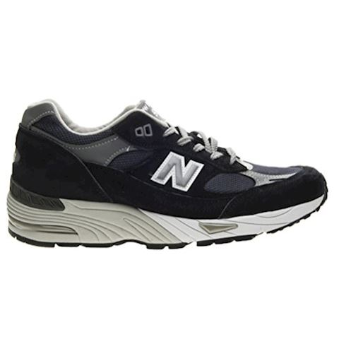 New Balance 991 Leather Men's Made in UK Collection Shoes Image 3