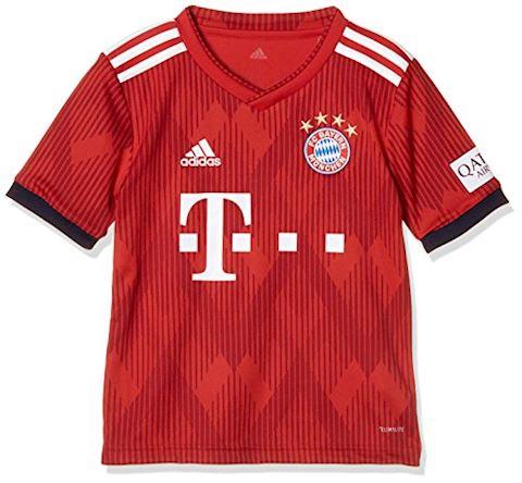 adidas Bayern Munich Kids SS Home Shirt 2018/19 Image