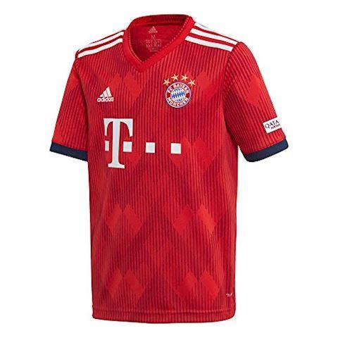adidas Bayern Munich Kids SS Home Shirt 2018/19 Image 3