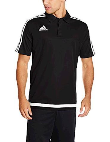 adidas Tiro 15 CL Polo Black White Image
