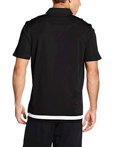 adidas Tiro 15 CL Polo Black White Image 2