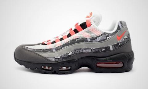 Nike Air Max 95 Print Men's Shoe - Black Image