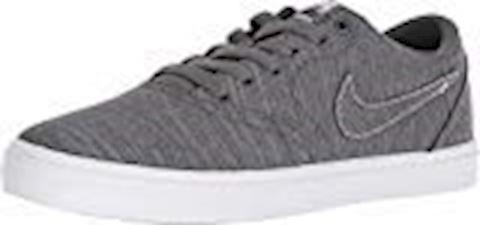 Nike SB Check Solar Women's Skateboarding Shoe - Grey Image 2