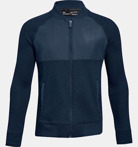 Under Armour Boys' UA Storm SweaterFleece Hybrid Full Zip Jacket Image