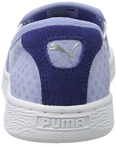Puma Basket Slip-on Denim Women's Trainers Image 2