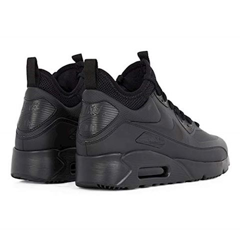 Nike Air Max 90 Ultra Mid Winter Men's Shoe - Black Image 11