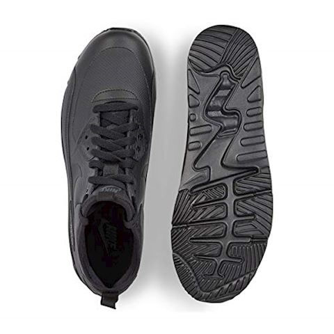 Nike Air Max 90 Ultra Mid Winter Men's Shoe - Black Image 12