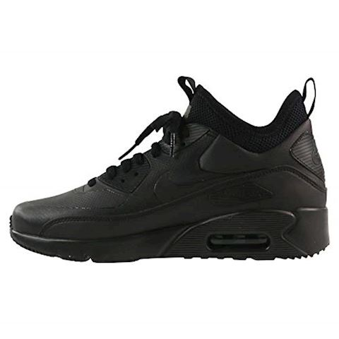 Nike Air Max 90 Ultra Mid Winter Men's Shoe - Black Image 2