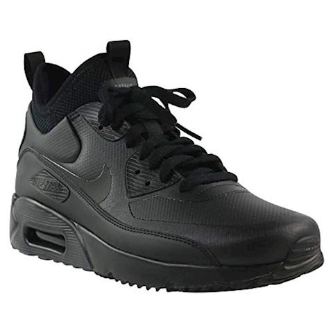 Nike Air Max 90 Ultra Mid Winter Men's Shoe - Black Image 4