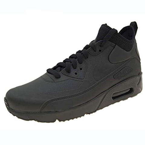 Nike Air Max 90 Ultra Mid Winter Men's Shoe - Black Image 8