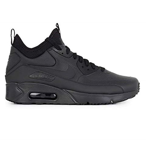 Nike Air Max 90 Ultra Mid Winter Men's Shoe - Black Image 9