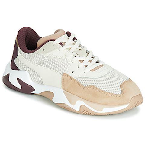 356eb76fcb Puma STORM ORIGIN NOUGAT women's Shoes (Trainers) in White