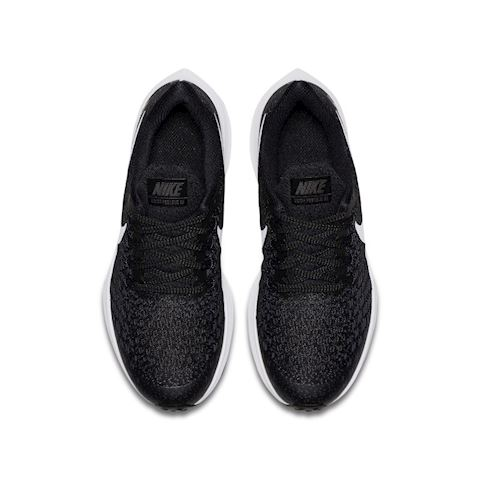 Nike Air Zoom Pegasus 35 Younger/Older Kids' Running Shoe - Black Image 4