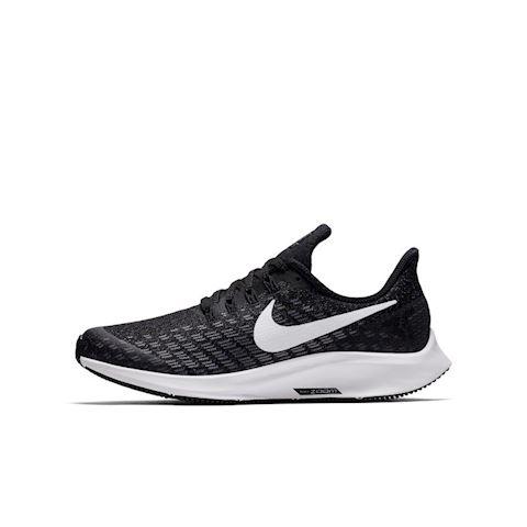 d42d6e90d Nike Air Zoom Pegasus 35 Younger Older Kids  Running Shoe - Black Image