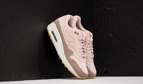 Nike Air Max 1 Premium Women's Shoe - Cream Image