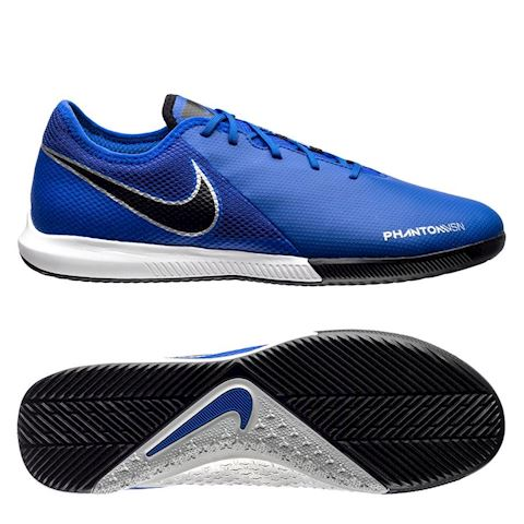 Nike Phantom Vision Academy Dynamic Fit Indoor Court Football Shoe - Blue  Image 6cf189270