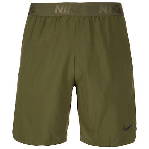 Nike Flex Men's 8(20.5cm approx.) Training Shorts - Olive