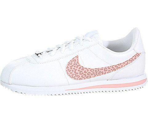 Nike Cortez Basic SL Older Kids' Shoe - White Image