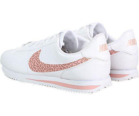 Nike Cortez Basic SL Older Kids' Shoe - White Image 4