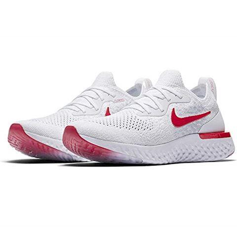 60467ea4642 Nike Epic React Flyknit Older Kids Running Shoe - White Image