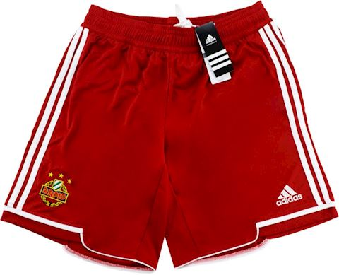 adidas Rapid Vienna Mens Goalkeeper Player Issue Away Shorts 2012/13 Image