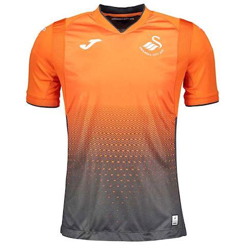 Joma Swansea City Kids SS Away Shirt 2018/19 Image