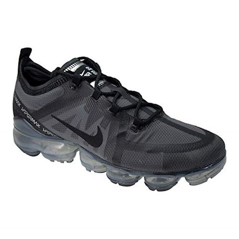 Nike Air VaporMax 2019 Men's Shoe - Black Image 7