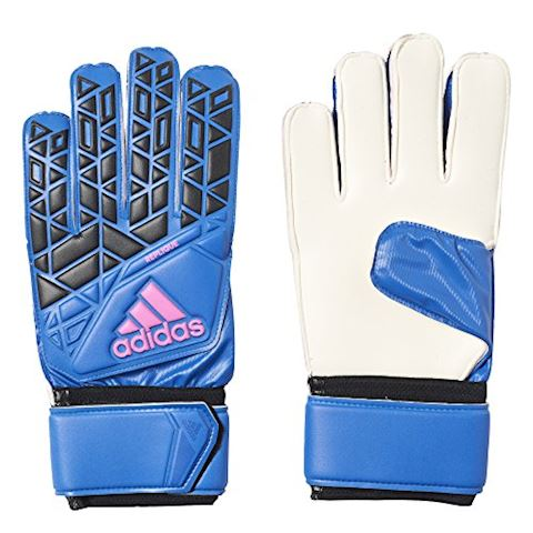 adidas Goalkeeper Gloves ACE Replique - Blue/Core Black/White Image