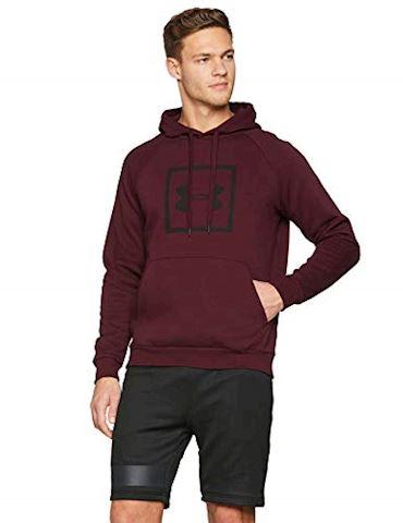 Under Armour Men's UA Rival Fleece Logo Hoodie Image