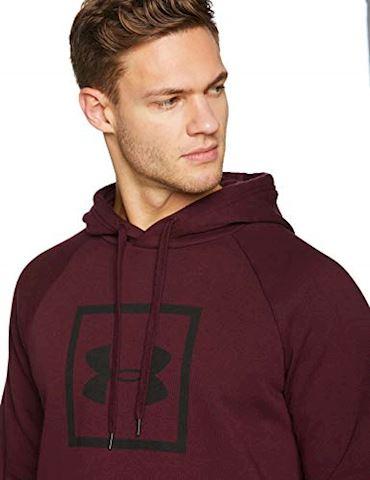 Under Armour Men's UA Rival Fleece Logo Hoodie Image 4