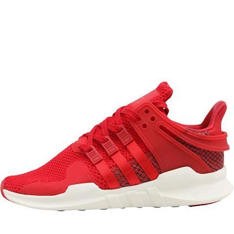 size 40 6a596 09de8 adidas Originals Junior EQT Support ADV Trainers Scarlet/Scarlet/White