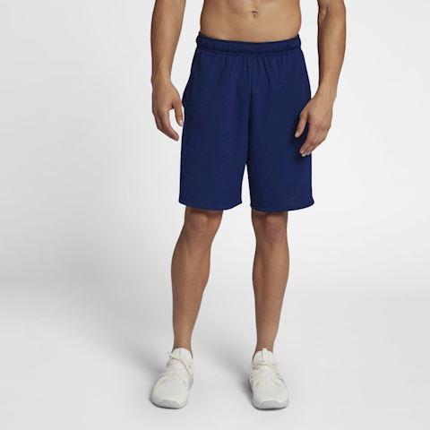 Nike Dri-FIT Men's Woven 9/23cm Training Shorts - Blue Image