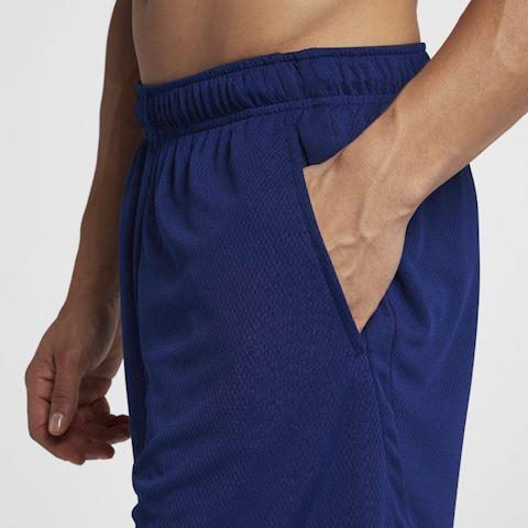 Nike Dri-FIT Men's Woven 9/23cm Training Shorts - Blue Image 4