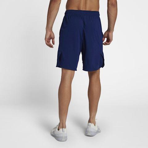 Nike Dri-FIT Men's Woven 9/23cm Training Shorts - Blue Image 5