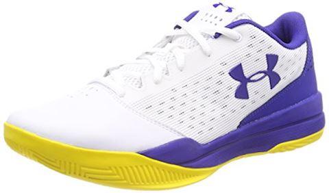 Under Armour Men's UA Jet Low Basketball Shoes Image