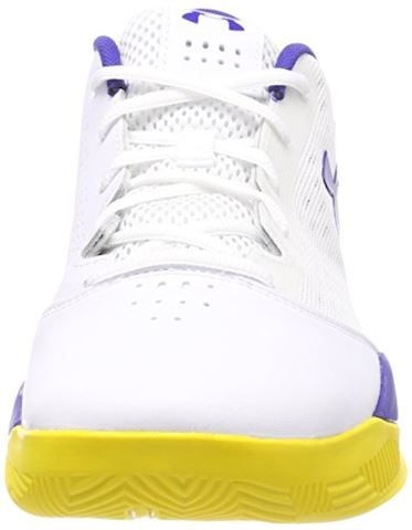 Under Armour Men's UA Jet Low Basketball Shoes Image 4