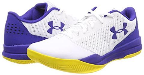 Under Armour Men's UA Jet Low Basketball Shoes Image 5