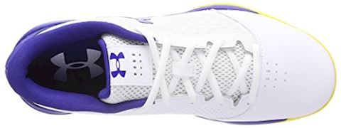 Under Armour Men's UA Jet Low Basketball Shoes Image 7