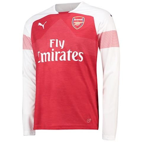 Puma Arsenal Mens LS Home Shirt 2018/19 Image