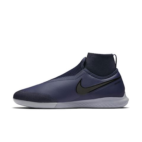 d7341949ad45 Nike React Phantom Vision Pro Dynamic Fit Indoor Court Football Shoe - Blue  Image