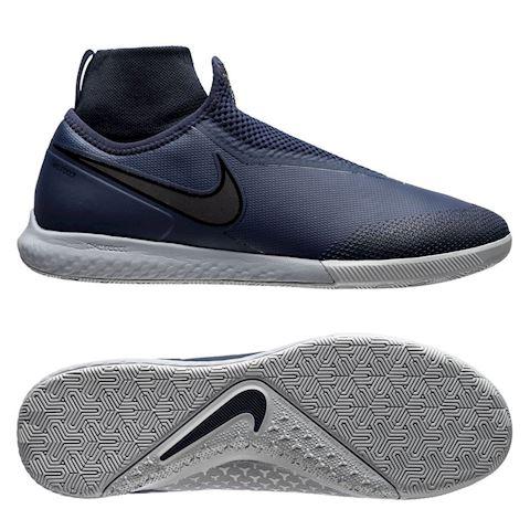 nuevo concepto auténtico mejor mayorista Nike React Phantom Vision Pro Dynamic Fit Indoor/Court Football Shoe - Blue