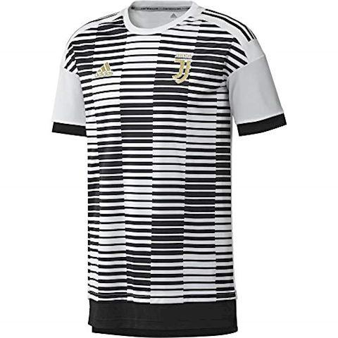 sports shoes 633a3 b19e8 adidas Juventus Training T-Shirt Pre Match Parley - White/Black