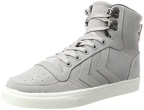 Hummel  STADIL WINTER  women's Shoes (High-top Trainers) in Grey Image