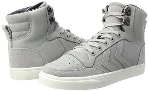 Hummel  STADIL WINTER  women's Shoes (High-top Trainers) in Grey Image 5