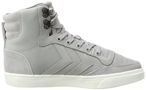 Hummel  STADIL WINTER  women's Shoes (High-top Trainers) in Grey Image 6