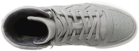 Hummel  STADIL WINTER  women's Shoes (High-top Trainers) in Grey Image 7